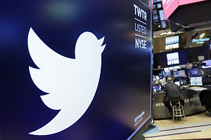Twitter Shares Fall, Ending A Hard Week For Social Media Stocks