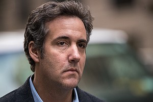 The Russia Investigations: Will Michael Cohen Turn State'...