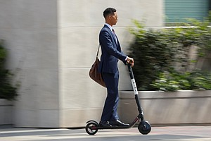 Scooters: Sidewalk Nuisances, Or The Future Of Local Tran...