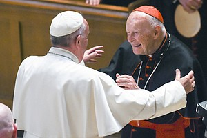 Sex Abuse Lawsuit Against Former Cardinal Could Encourage Victims To Seek Help