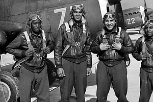 Pentagon Identifies Remains Of Missing Tuskegee Airman
