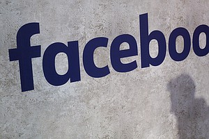 Facebook Says It Removed Pages Involved In Deceptive Poli...