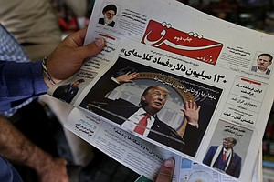 Iran Is Unenthusiastic After President Trump Suggests A M...