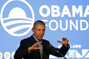 Former President Obama Endorses 81 Candidates For Midterms