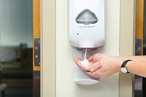 Some Bacteria Are Becoming 'More Tolerant' Of Hand Sanitizers, Study Finds