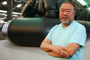 Ai Weiwei Responds To Chinese Authorities Destroying His Beijing Studio