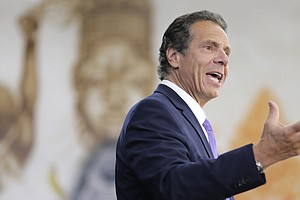 Is Cuomo Threatening NRA's Existence? He Says: 'I'd Like To Believe It's True.'
