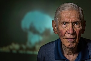 Last Surviving Crew Member Has 'No Regrets' About Bombing...