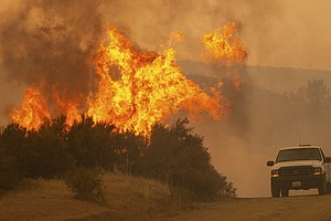 Why Today's Wildfires Are Hotter And More Destructive