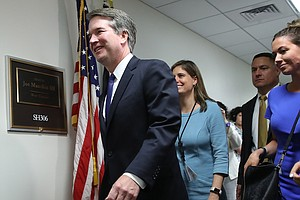 On Appeals Court, Kavanaugh Helped To Loosen Political Mo...