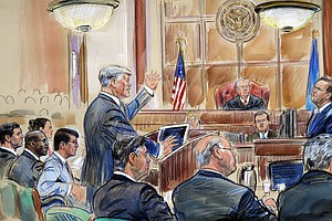 War Of Credibility Over Rick Gates Rages On In Paul Manaf...