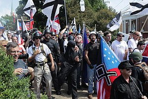 After Charlottesville, Alt-Right Groups Splinter, Distanc...