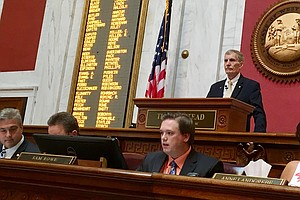 West Virginia House Votes To Impeach All 4 State Supreme ...