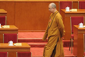 Senior Chinese Monk Resigns After Sexual Misconduct Alleg...