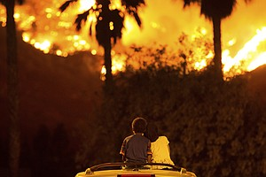 Politics Of Wildfires: Biggest Battle Is In California's ...