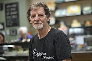 Colorado Baker Sues State Again, After Refusing To Make C...