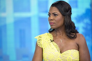Omarosa Manigault Newman Releases Tape Of Trump Campaign ...