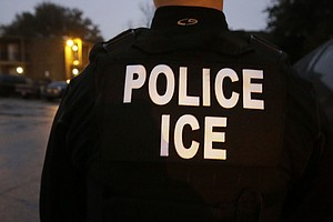 San Diego County Has Among The Highest Rates Of ICE Commu...