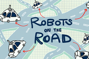 WATCH: Self-Driving Cars Need To Learn How Humans Drive