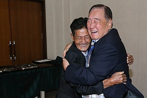 PHOTOS: Separated North And South Koreans Meet For 1st Ti...