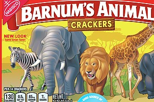 No More Cages: New Animal Cracker Packaging Sets The Migh...