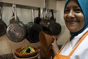 By Becoming Chefs, Stigmatized Women In Morocco Find Hope...