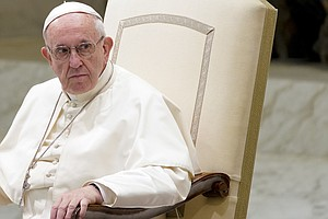 Pope Francis To Visit Ireland Amid Church Scandals Across...