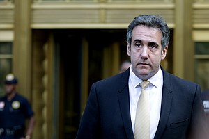 Michael Cohen's Lawyer Says His Client Would Never Accept Pardon From 'Corrup...