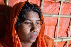 'I Would Rather Die Than Go Back': Rohingya Refugees Settle Into Life In Bang...