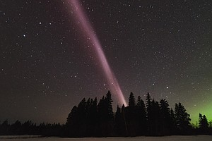 Scientists Are Puzzled By Mysterious Lights In The Sky. T...