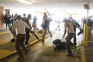 2 Men Sentenced To Prison For Beating Black Man During Charlottesville Rally