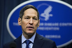 Former CDC Director Arrested And Charged With Sexual Misconduct