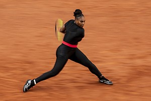 'One Must Respect The Game': French Open Bans Serena Will...