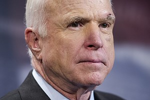 Sen. John McCain Will Discontinue Medical Treatment For B...
