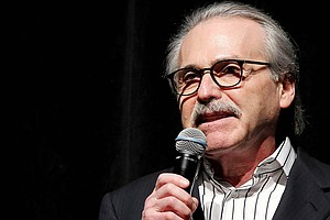 David Pecker Of 'National Enquirer' Publisher Said To Have Immunity In Cohen ...