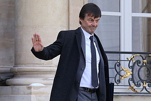 French Environment Minister Quits In Live Interview: 'Wor...