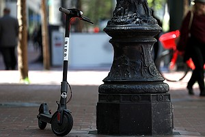 Dockless Scooters Gain Popularity And Scorn Across The U.S.