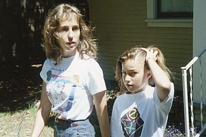 A Memoir Of An '80s California Childhood — And Being Stev...