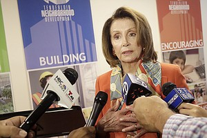 Pelosi Focuses On Retaking The House, Dismisses Questions...