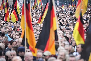 Reporter's Notebook: In Eastern Germany, The Far-Right Ha...