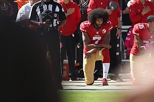 Colin Kaepernick Is Chosen For Nike's Anniversary 'Just Do It' Campaign