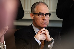 EPA Spent An Extra $2 Million To Give Scott Pruitt Security