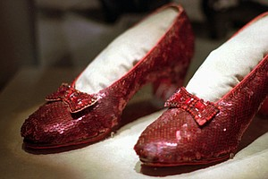 FBI Says It Has Recovered Stolen Ruby Slippers, Missing F...