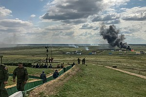 Russia's Multinational Military Exercise Last Week Was A ...