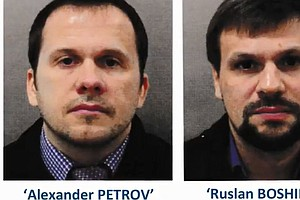 2 Russian Agents Carried Out Skripal Poison Attack, U.K. ...