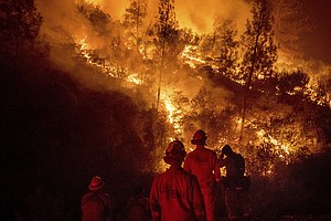 California Firefighting Agency Requests Another $234 Mill...