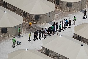 Trump Administration Proposes Rule To Allow Longer Detention Of Migrant Children