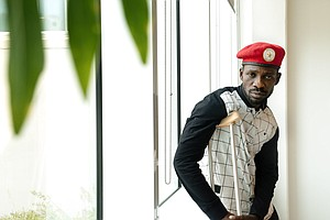 Bobi Wine Is Willing 'To Die Trying' To Win Freedom For U...