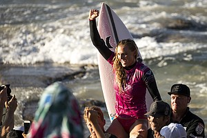 Equal Pay For Equal Shreds: World Surf League Will Award Same Prizes To Men A...