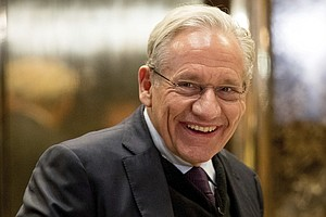 Bob Woodward: 'People Need To Wake Up' To What's Happenin...